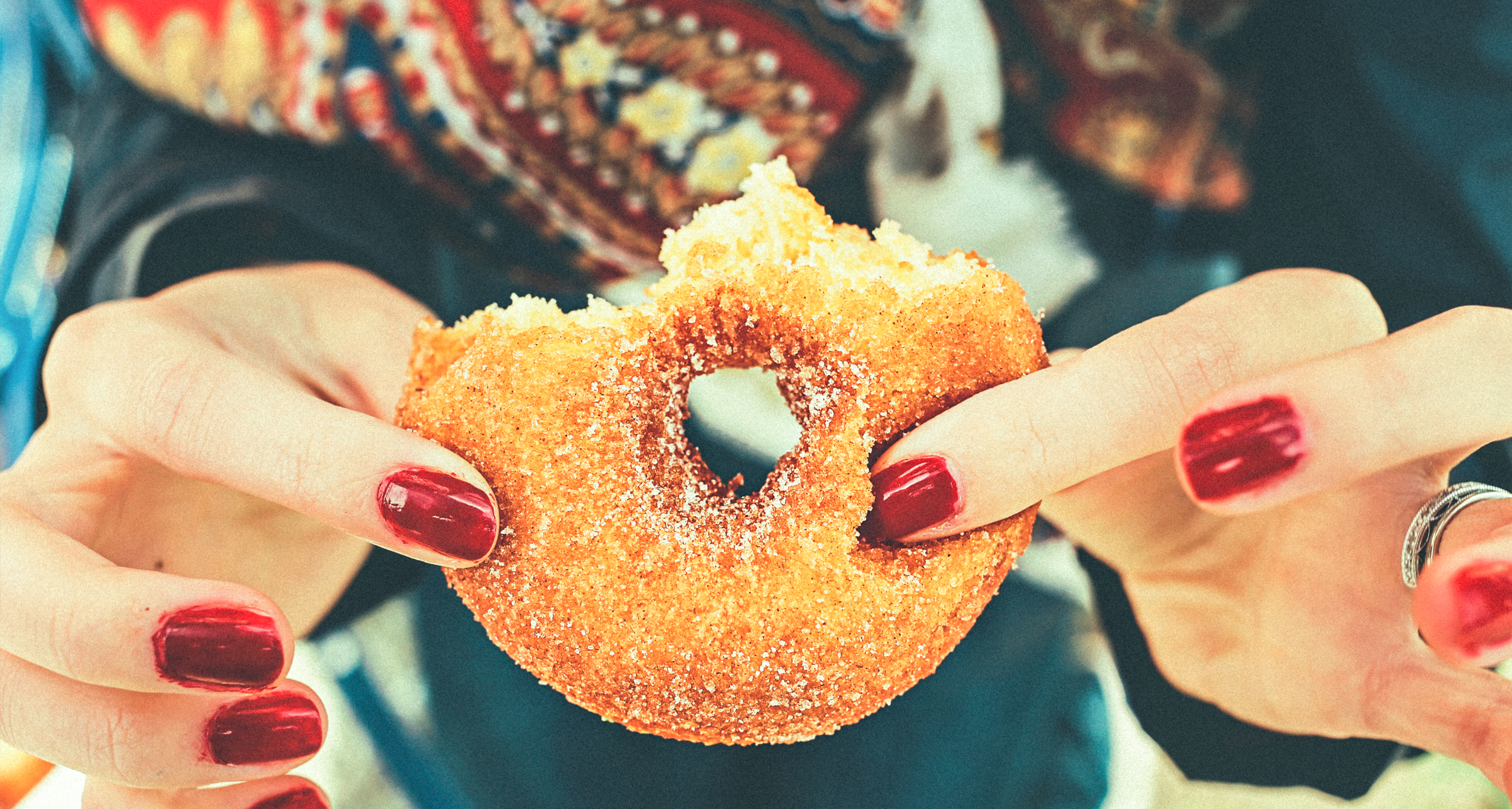 sugar in donuts is bad for you